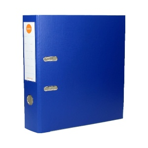 MT1202 Segregator A4 75mm niebieski