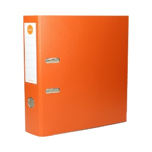 MT1207 Segregator A4 75mm pomarańczowy
