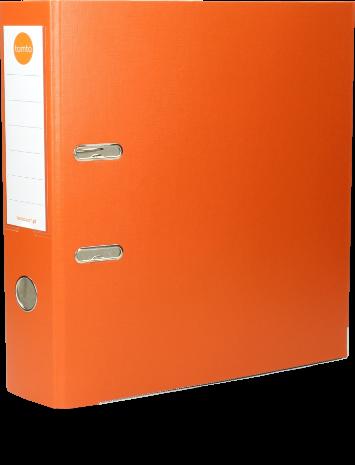 Segregator A4 75mm pomaranczowy MT1207
