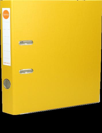 Segregator A4 50mm żółty MT1211