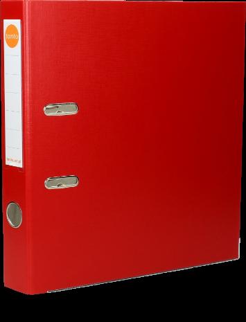 Segregator A4 50mm czerwony MT1212