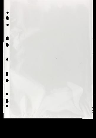 Koszulki A4 krystaliczne 50mic MT1300