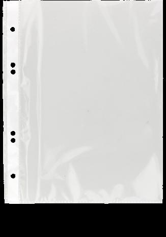 Koszulki A5 krystaliczne 40mic MT1301